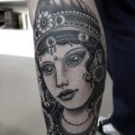 Godess tattoo