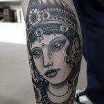 Godess tattoo