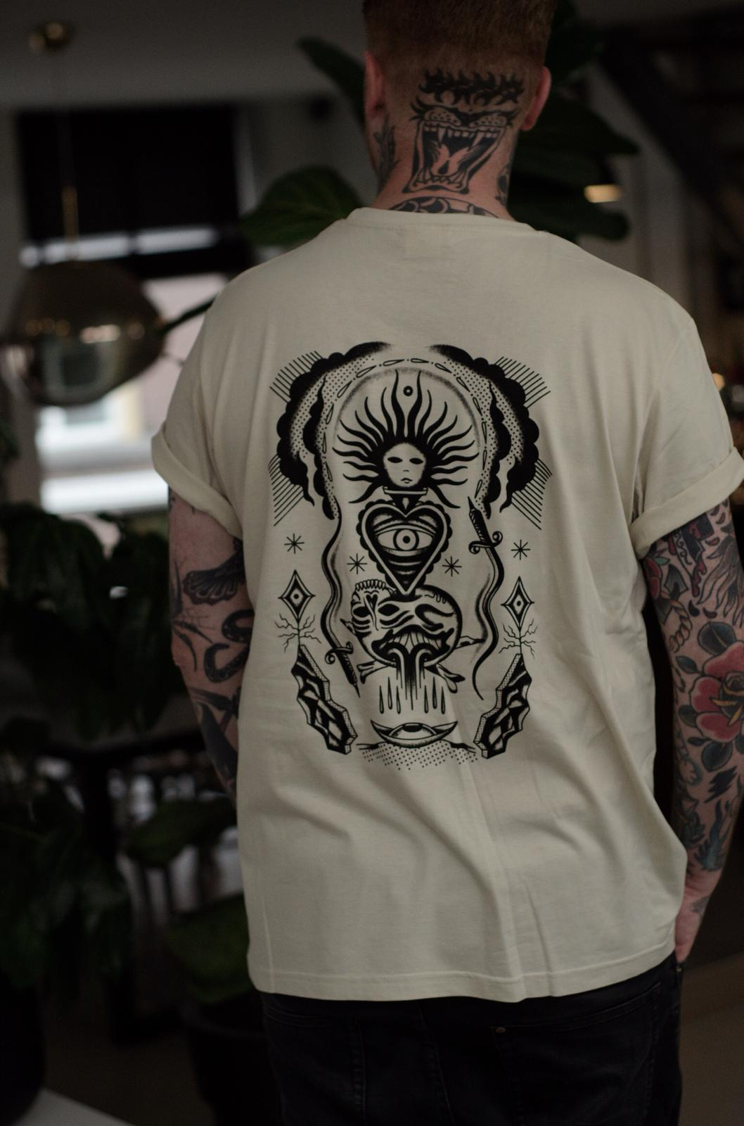 Bunker tattoo t-shirt by Boy